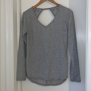 Z by Zella workout Pullover Top Long Sleeve